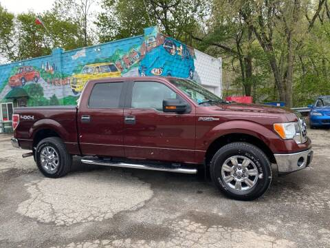 2009 Ford F-150 for sale at Showcase Motors in Pittsburgh PA
