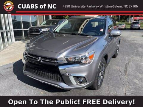 2018 Mitsubishi Outlander Sport for sale at Summit Credit Union Auto Buying Service in Winston Salem NC
