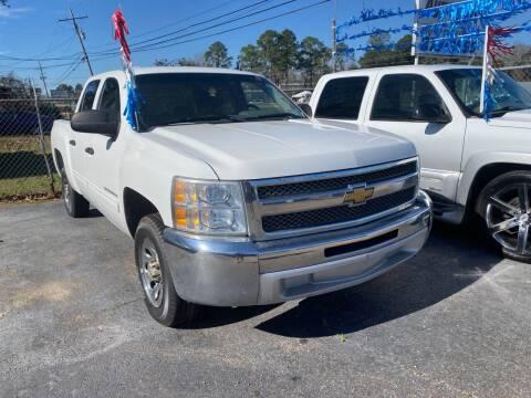2013 Chevrolet Silverado 1500 for sale at Port City Auto Sales in Baton Rouge LA