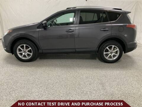 2017 Toyota RAV4 for sale at Brothers Auto Sales in Sioux Falls SD