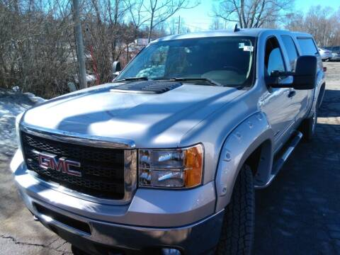 2011 GMC Sierra 2500HD for sale at Sarpy County Motors in Springfield NE