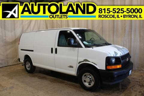 2006 Chevrolet Express Cargo for sale at AutoLand Outlets Inc in Roscoe IL