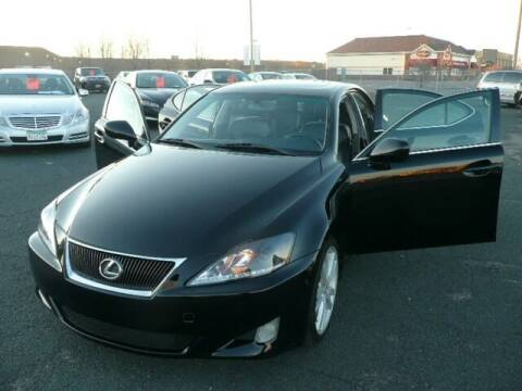 2007 Lexus IS 350 for sale at Prospect Auto Sales in Osseo MN