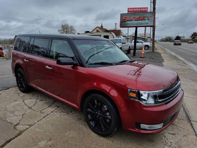 2019 Ford Flex for sale at Sunset Auto Body in Sunset UT