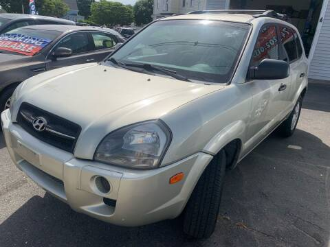 2006 Hyundai Tucson for sale at Better Auto in South Darthmouth MA
