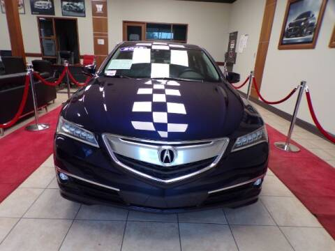 2015 Acura TLX for sale at Adams Auto Group Inc. in Charlotte NC