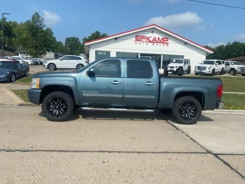 2010 Chevrolet Silverado 1500 for sale at Efkamp Auto Sales LLC in Des Moines IA