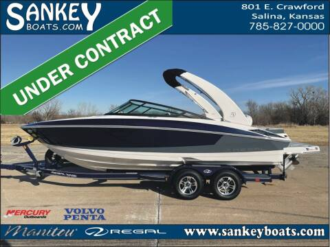 2021 Regal 2300 for sale at SankeyBoats.com in Salina KS