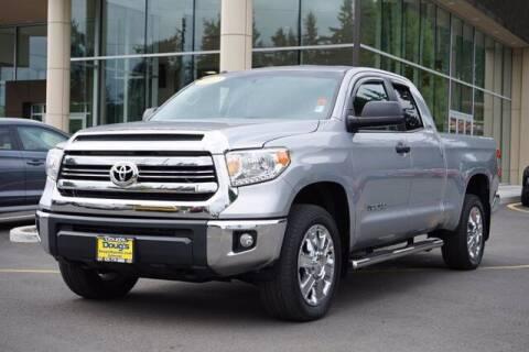 2017 Toyota Tundra for sale at Jeremy Sells Hyundai in Edmonds WA
