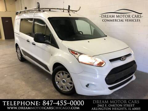 2016 Ford Transit Connect Cargo for sale at Dream Motor Cars in Arlington Heights IL