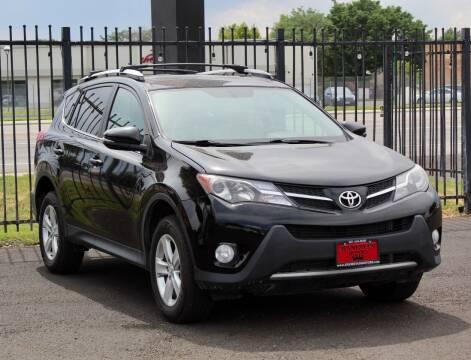 2014 Toyota RAV4 for sale at Avanesyan Motors in Orem UT