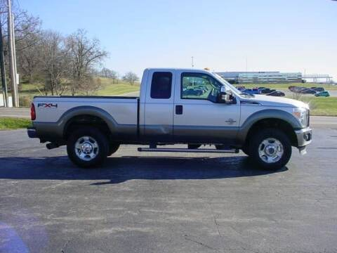 2011 Ford F-250 Super Duty for sale at Westview Motors in Hillsboro OH