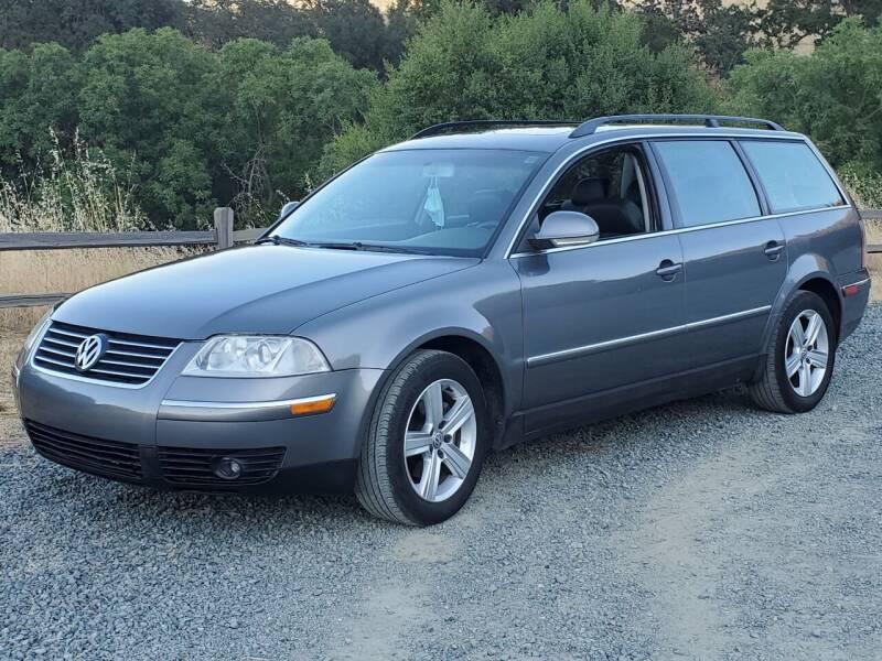 2005 Volkswagen Passat for sale at K 2 Motorsport in Martinez CA
