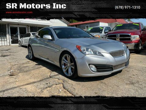 2012 Hyundai Genesis Coupe for sale at SR Motors Inc in Gainesville GA