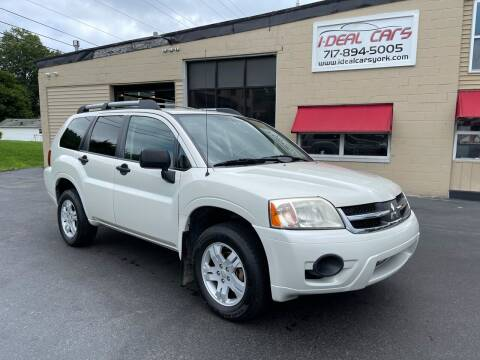 2008 Mitsubishi Endeavor for sale at I-Deal Cars LLC in York PA