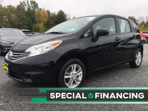 2014 Nissan Versa Note for sale at Twin Motor Sport in Worcester MA