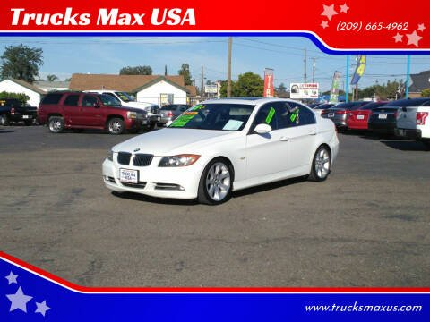 2008 BMW 3 Series for sale at Trucks Max USA in Manteca CA