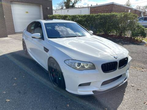 2013 BMW M5 for sale at International Motor Group LLC in Hasbrouck Heights NJ