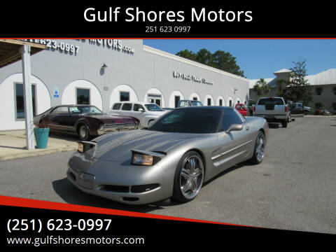1999 Chevrolet Corvette for sale at Gulf Shores Motors in Gulf Shores AL