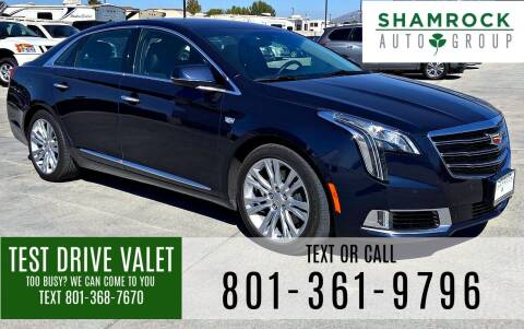 2019 Cadillac XTS for sale at Shamrock Group LLC #1 in Pleasant Grove UT
