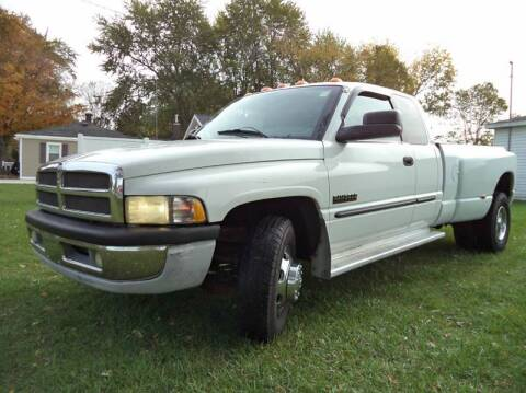 2002 Dodge Ram Pickup 3500 for sale at Niewiek Auto Sales in Grand Rapids MI