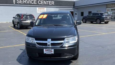 2009 Dodge Journey for sale at Cj king of car loans/JJ's Best Auto Sales in Troy MI