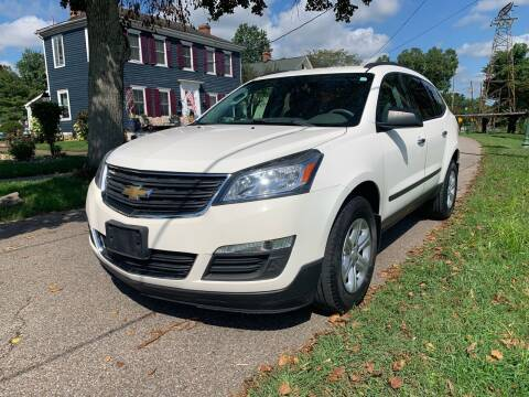 2013 Chevrolet Suburban for sale at PUTNAM AUTO SALES INC in Marietta OH