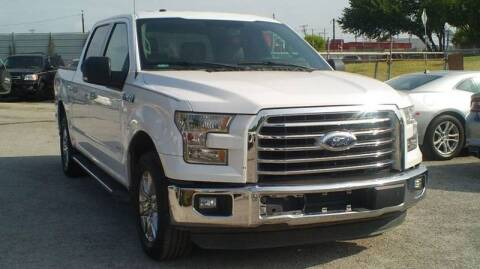 2015 Ford F-150 for sale at Global Vehicles,Inc in Irving TX