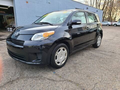 2008 Scion xD for sale at Devaney Auto Sales & Service in East Providence RI