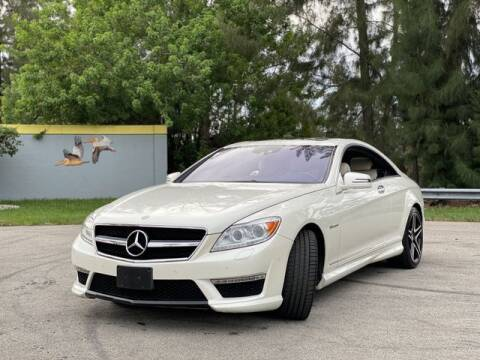 2013 Mercedes-Benz CL-Class for sale at Exclusive Impex Inc in Davie FL