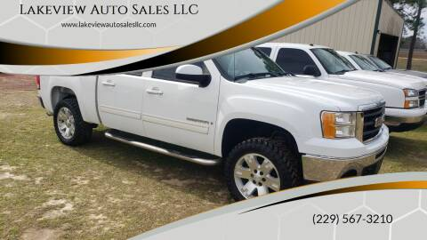 2008 GMC Sierra 1500 for sale at Lakeview Auto Sales LLC in Sycamore GA