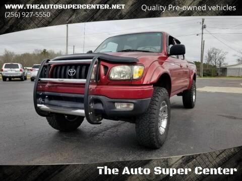 2002 Toyota Tacoma for sale at The Auto Super Center in Centre AL