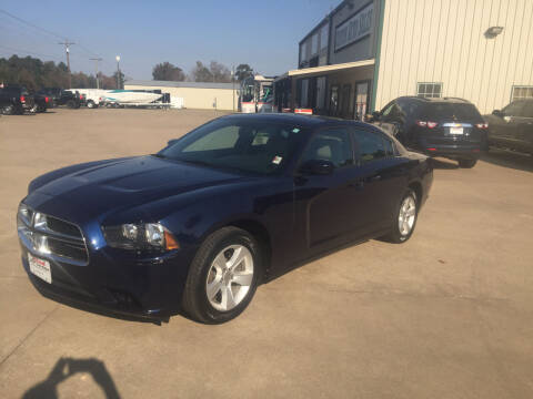 2014 Dodge Charger for sale at Custom Auto Sales - AUTOS in Longview TX