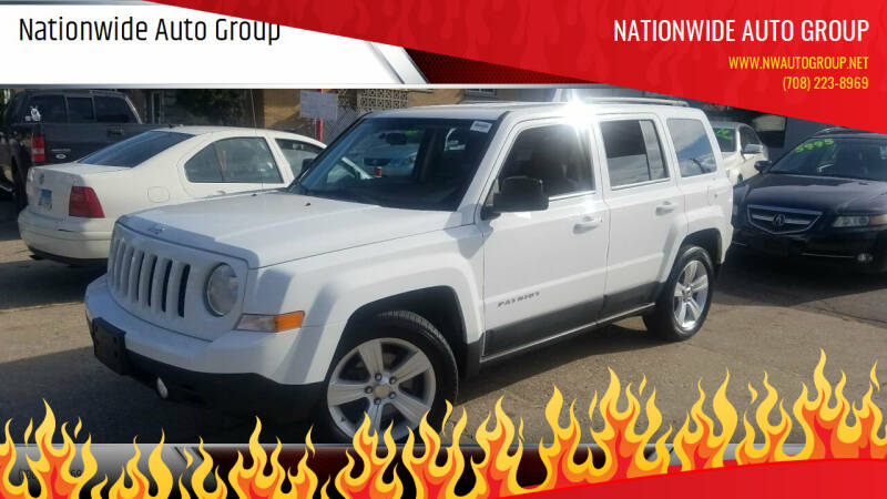 2011 Jeep Patriot for sale at Nationwide Auto Group in Melrose Park IL
