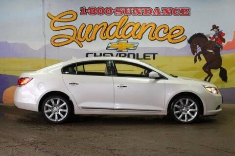 2012 Buick LaCrosse for sale at Sundance Chevrolet in Grand Ledge MI