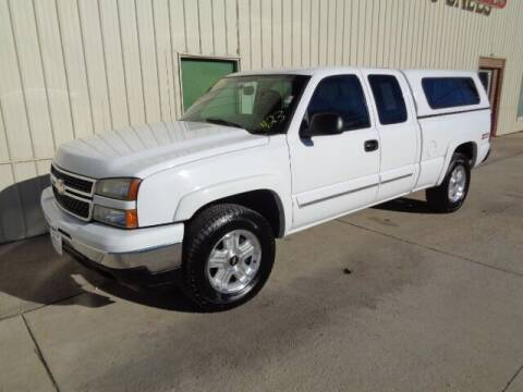 2007 Chevrolet Silverado 1500 Classic for sale at De Anda Auto Sales in Storm Lake IA