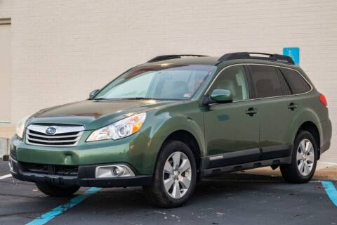 2011 Subaru Outback for sale at Carland Auto Sales INC. in Portsmouth VA