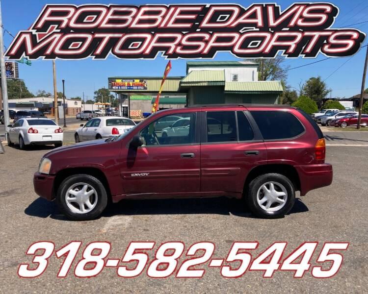 2004 GMC Envoy for sale at Robbie Davis Motorsports in Monroe LA