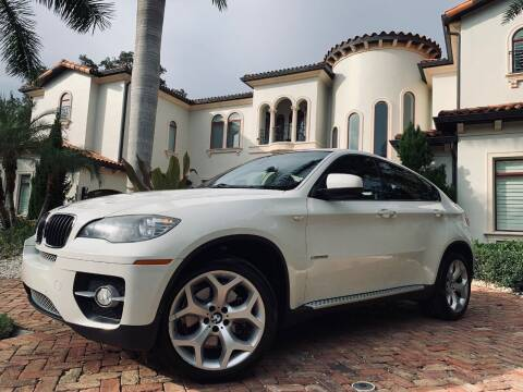 2010 BMW X6 for sale at Mirabella Motors in Tampa FL