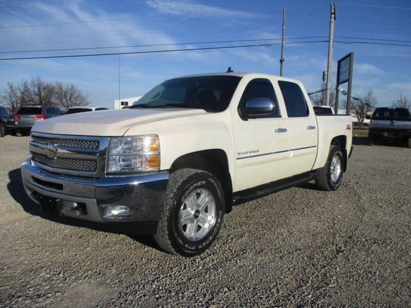 2013 Chevrolet Silverado 1500 for sale at LK Auto Remarketing in Moore OK