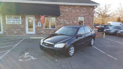 2006 Kia Spectra for sale at Auto Choice in Belton MO
