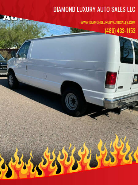 2007 Ford E-Series Cargo for sale at DIAMOND LUXURY AUTO SALES LLC in Phoenix AZ