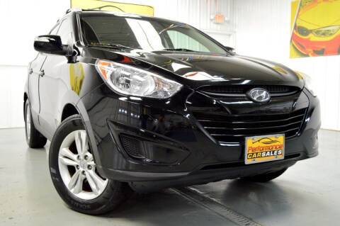 2012 Hyundai Tucson for sale at Performance car sales in Joliet IL