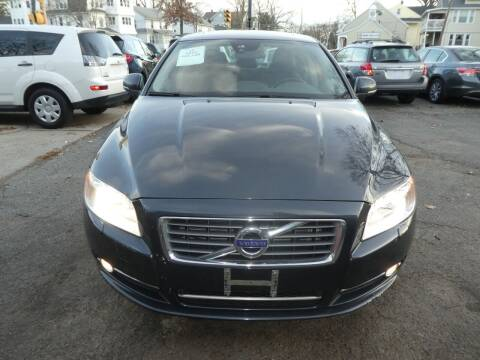 2013 Volvo S80 for sale at Wheels and Deals in Springfield MA