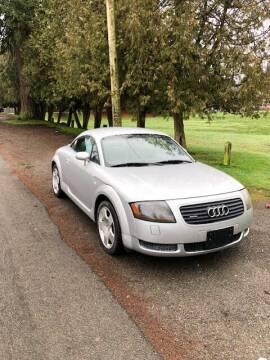 2001 Audi TT for sale at M Motors in Shoreline WA