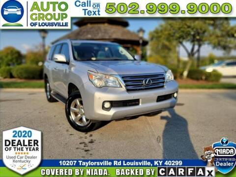2010 Lexus GX 460 for sale at Auto Group of Louisville in Louisville KY