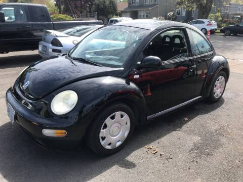 2002 Volkswagen New Beetle for sale at Chuck Wise Motors in Portland OR