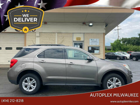 2012 Chevrolet Equinox for sale at Autoplex MKE in Milwaukee WI