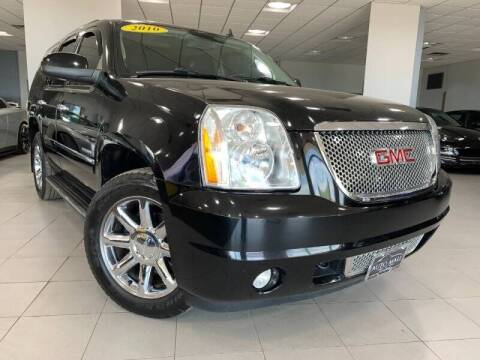 2010 GMC Yukon for sale at Cj king of car loans/JJ's Best Auto Sales in Troy MI
