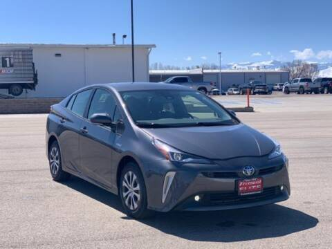 2021 Toyota Prius for sale at Rocky Mountain Commercial Trucks in Casper WY